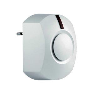 8000L, Funk-Innensirene/Gong, wird in eine Steckdose eingesteckt, 95 dB/1m, System 8000