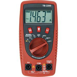 HMM02, Digital Multimeter mit Spannungssensor