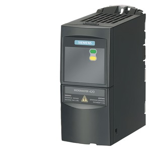 6SE6440-2UC13-7AA1, Micromaster, IP20 / UL open type, FSA, 1 AC 200-240 V, 0,37 kW