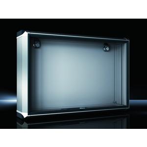 CP 6380.040, Bediengehäuse Optipanel, Frontplatte 482,6x354,8mm, Einbautiefe 100 mm