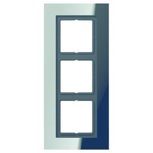 LSP 983 GCR, Rahmen, 3fach, für waagerechte und senkrechte Kombination