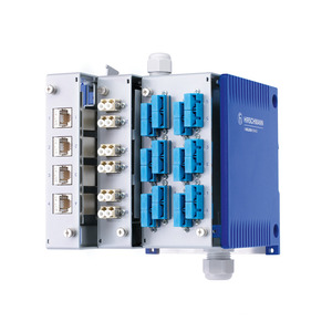 MIPP/AD/1B3P, Modular Industrial Patch Panel