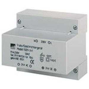 Trafo Gleichrichter Kombination Neu1001-12-1 (230 V / 12v Ac/Dc 1amp)