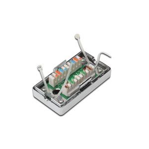 DIGITUS Verbindungsmodul für Twisted Pair Kabel LSA, geschirmt, CAT 5e