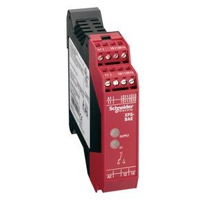 Sicherheitsbaustein Zweihandsteuerung Typ IIIA, 1 W, 115-230VAC, Schraub
