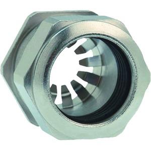 Kabelverschr Progress EMV Rapid M32x1.5, Messing, Kabel Ø 18.0-21.0 mm