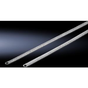 SZ 2412.225, Flachband-Erder M8, Querschnitt 25mm², Länge 200 mm, Preis per VPE, VPE = 10 Stück