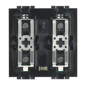 UP-Verstärker mit frontseitiger lokaler Bedienung, Leistung 2 Wrms an 8 Ohm