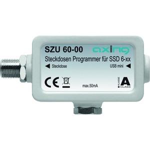 Antennensteckdosen-Programmiergerät für User-Bänder, inkl. F- und USB-Kabel