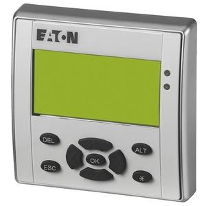 MFD-80-B, Display/Bedieneinheit, 80mm, 132x64Pixel, monochrom, IP65,  +Schriftzug Eaton