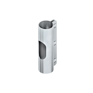 MIKG 60 F, Kupplung, gelocht, Ø 60 mm, Stahl, feuerverzinkt DIN EN ISO 1461