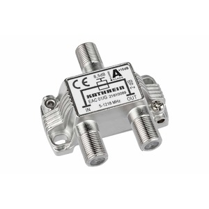 EAC 01/G Abzweiger 1fach 8,5 dB 5-1218 M, EAC 01/G Abzweiger 1fach 8,5 dB 5-1218 M
