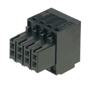 B2L 3.50/16/180 SN BK BX, Leiterplattensteckverbinder, seitlich geschlossen, 3.50 mm, Polzahl: 16, verzinnt, schwarz, Box