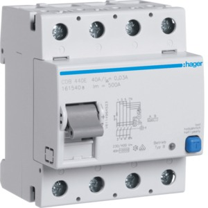 FI-Schalter 4P 10kA 40A 30mA Typ B SK