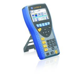 LanTEK III-500-PLA, LanTEK III-500 Zertifizierungstester inkl. Permanent-Link-Adapter für TIA/EIA Cat. 6A/ISO-Klasse EA