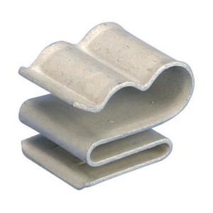 SCSOL1A, Snap Clip für Solarinstallationen, 1,5–2 mm (1/16–5/64) Flansch, 5–7 mm (0,196–0,275) OD