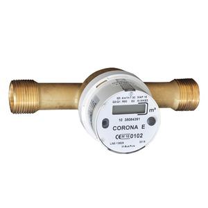 HYD-CORONA, KNX Kalt-Wasserzähler Hydrometer Corona E  Q3 4 / DN20 / 130mm / G1 / horizontal / 30°C