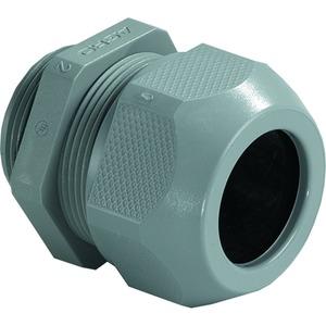 Kabelverschraubung Syntec Kst. M25x1.5, Dunkelgrau Ø 5.0-11.0mm (UL 7.5-11.0mm)