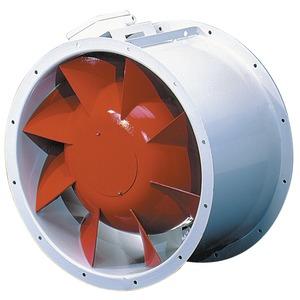 VARD 450/2 EX, VARD 450/2 EX, RADAX Hochdruck-Rohrventilator 3-PH, EX-geschützt nach Richtlinie 94/9 EG, II 2G
