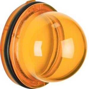 Haube für Lichtsig. E14 IP66 gelb transp