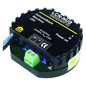 LCN - NU9, Unterputz-Netzteil 230V/9V, UP-Dose