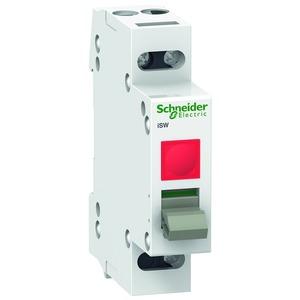 Lasttrennschalter iSW mit Leuchtmelder, 1P, 20A, 250V