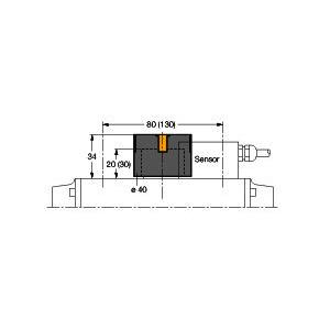 BTS-DSU35-EB1, Zubehör, Betätigungsset (Puck)