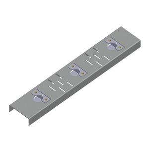 75950, Adaptersatz für 2 NH00 Leisten, V 10-95