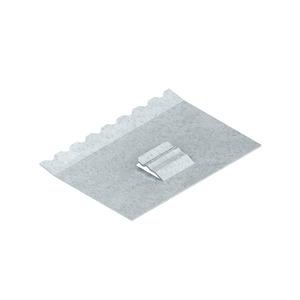 TPH 60 E3, Trennprofilhalter, Kanaltiefe 59 mm, Edelstahl, Werkstoff-Nr.: 1.4301, 1.4303