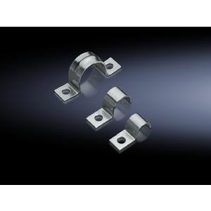 SZ 2367.080, EMV-Erdungsschellen, Stahlblech verzinkt, Größe 8mm, Preis per VPE, VPE = 50 Stück