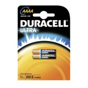 MN2500 B2, Duracell Ultra Power AAAA MN2500 Bl