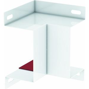 BSKM-IE 0711RW, Inneneck für Wand- und Deckenmontage 70x110, St, L, reinweiß, RAL 9010