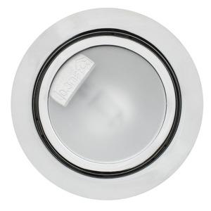 ETG 1020 CHROM, Möbeleinbauleuchte inklusive Leuchtmittel 10 W, ETG 1020 chrom