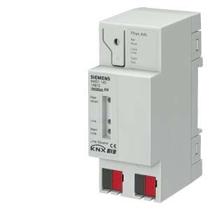 5WG1140-1AB13, GAMMA instabus Linien-/Bereichskoppler N 140/13, 2TE
