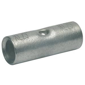 Quetschverbinder DIN 46341 Teil 1 Form B, 0,5-1 mm², lange Ausf., Mitteneindruck