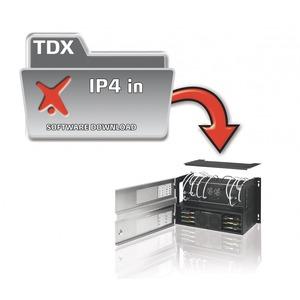 TDX IP 4 In, TDX Startpaket für 4 IP-In-Services