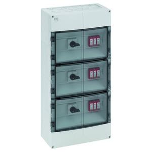GF2x3 800-16 ÜSS, Generator-Freischaltgehäuse GF2x3 800-16 ÜSS