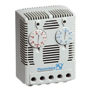 FLZ 541  0..+60°C, Thermostat-Öffner/Schließer FLZ 541  0..+60°C