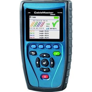 PD_CM600, Kabeltester, CableMaster 600 Profi-Verkabelungstester