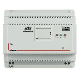 Web Server zur Steuerung von Geräten, Stromversorgung: 27 V d.c., Stromaufnahme: 125 mA, Breite: 6 DIN