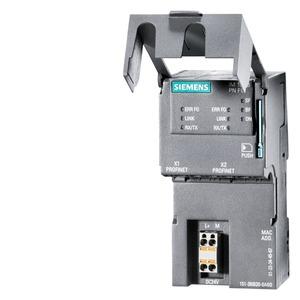 6ES7151-3BB23-0AB0, SIMATIC DP, Interface-Modul IM 151-3 PN FO für ET 200S 2 PROFINET LWL-Schnittstellen integrierter 2-Port Switch max. 63 Peripheriemodule PROFIsafe Mod