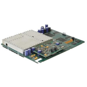 X-A/V Multinorm twin, 2-fach A/V in Multinorm (PAL B/G, PAL D/K, SECAM) Modulator, Ausgangsfrequenzbereich 47 - 862 MHz, VCP 15-2 zum Anschluss der Quellgeräte mitbestellen