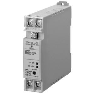 S8VS-03024, Schaltnetzteil, 30 W, 100 bis 240 VAC Eingang, 24 VDC 1,3 A Ausgang, DIN-Schienenmontage