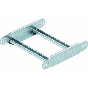 LGBE 640 FS, Gelenkbogenelement für Kabelleiter 60x400, St, FS