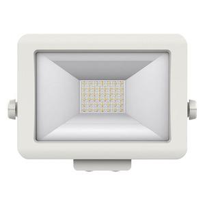 theLeda B30L WH, LED-Strahler für Wandmontage, 30 Watt, weiß