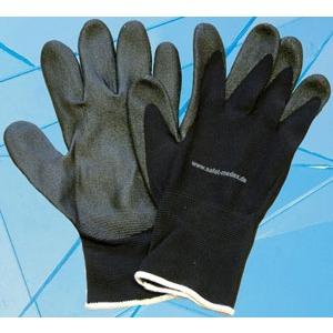 TFC Polyamidhandschuh Gr. 7, schwarz, 5-Finger