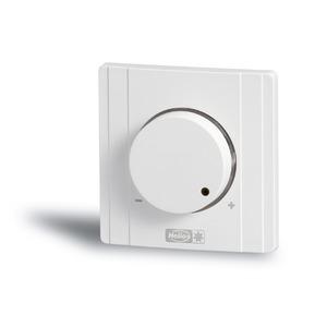 ESU 1, Drehzahlsteller elektronisch für UP-Einbau, 1 A, 80 x 80 x 21 mm
