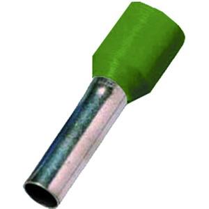 ICIAE5020OL, Isolierte Aderendhülse nach DIN 46228 Teil 4,50qmm 20 mm Länge verzinnt oliv