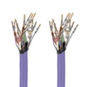 K HDMI-CC, HDMI-Anschlusskabel, anschlussfertig, 1 m (Direktanschluss/Direktanschluss), magenta