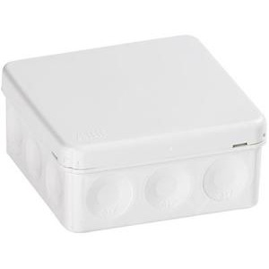 AP9, Kabelabzweigdose IP 65 86mm Weiß Aufputzmmontage 2,5mm² 400V